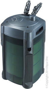 AQUA ONE AQUIS 1050 SERIES 2 CANISTER FILTER 1250L/H