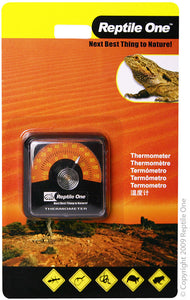 REPTILE ONE STICK ON THERMOMETER REPTILE ECONOMY