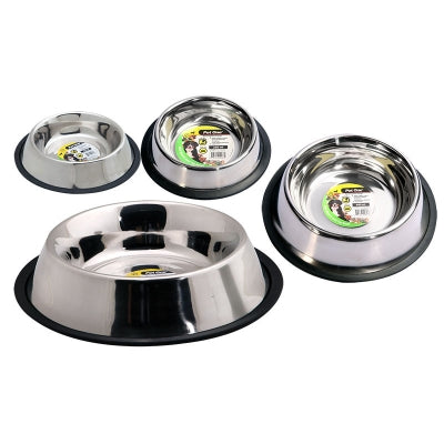 PET ONE BOWL ANTI TIP 2.8L