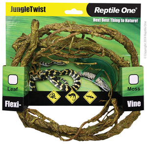 REPTILE ONE VINE JUNGLE TWIST MOSS 1.5M