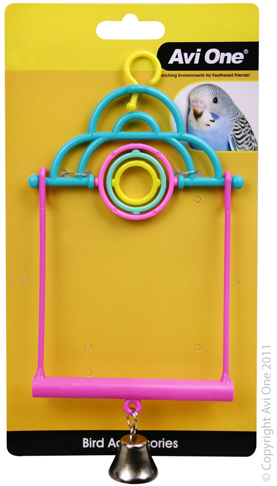 AVI ONE BIRD TOY 2 IN 1 SWING