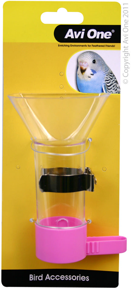 AVI ONE BIRD FEEDER FUNNEL 12CM