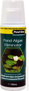 POND ONE ALGAE ELIMINATOR 150ML