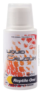 REPTILE ONE LIQUID CALCIUM 150ML