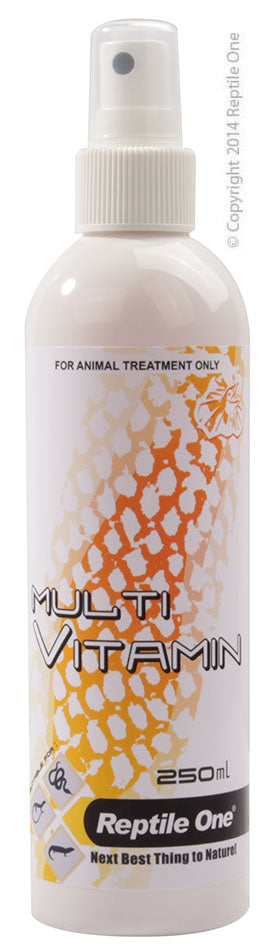 REPTILE ONE MULTI VITAMIN & MINERAL SPRAY