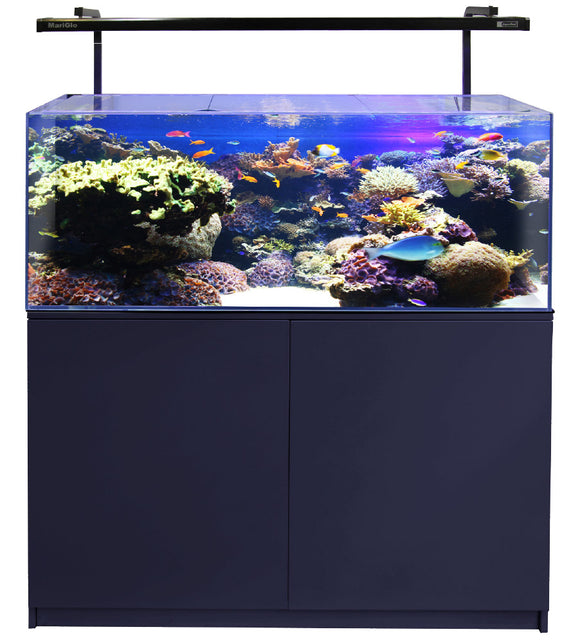 AQUA ONE MINIREEF 215 MARINE SET 215L BLACK