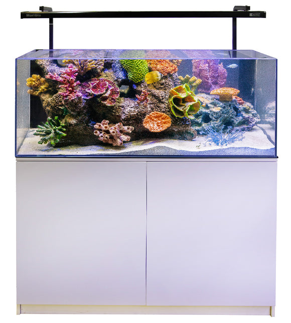 AQUA ONE MINIREEF 215 MARINE SET 215L WHITE