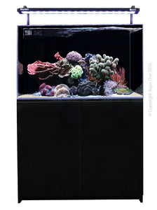AQUA ONE MINIREEF 160 MARINE SET 160L BLACK