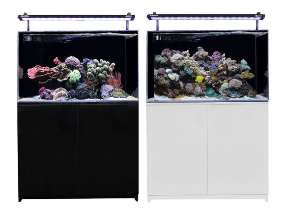AQUA ONE MINIREEF 160 MARINE SET 160L WHITE