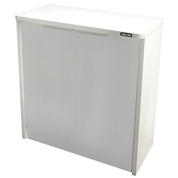 AQUA ONE LIFESTYLE 76 CABINET GLOSS WHITE