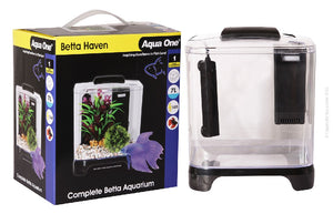 AQUA ONE BETTA HAVEN AQUARIUM 7L