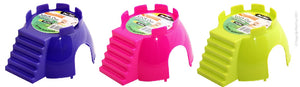 PET ONE CRITTER LOOK OUT HIDE ASSORTED COLOURS