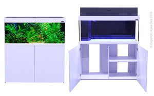 AQUA ONE AQUATICA 240 AQUARIUM 240L WHITE
