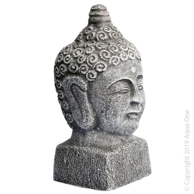 ORNAMENT BUDDA HEAD