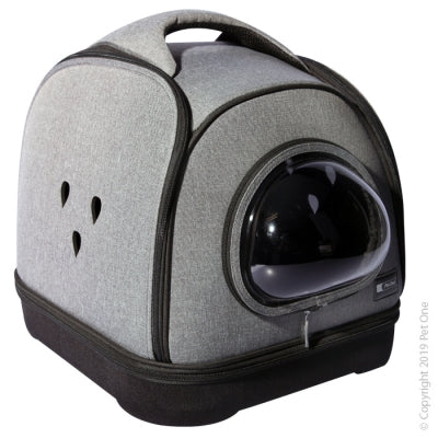 PET ONE GET AWAY CARRY POD 45 X 39 X 40CM