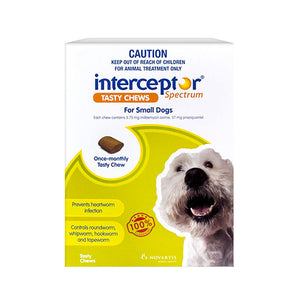 INTERCEPTOR 4 TO 11KG 6PK