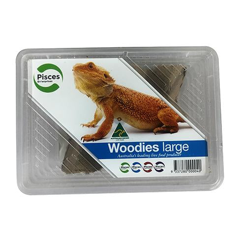 PISCES LARGE WOODIES TUB