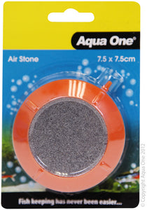 AQUA ONE AIRSTONE PVC ENCASED AIR DISK SMALL