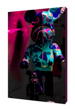 Load image into Gallery viewer, >> BAPE STATUE >> CANVAS ART