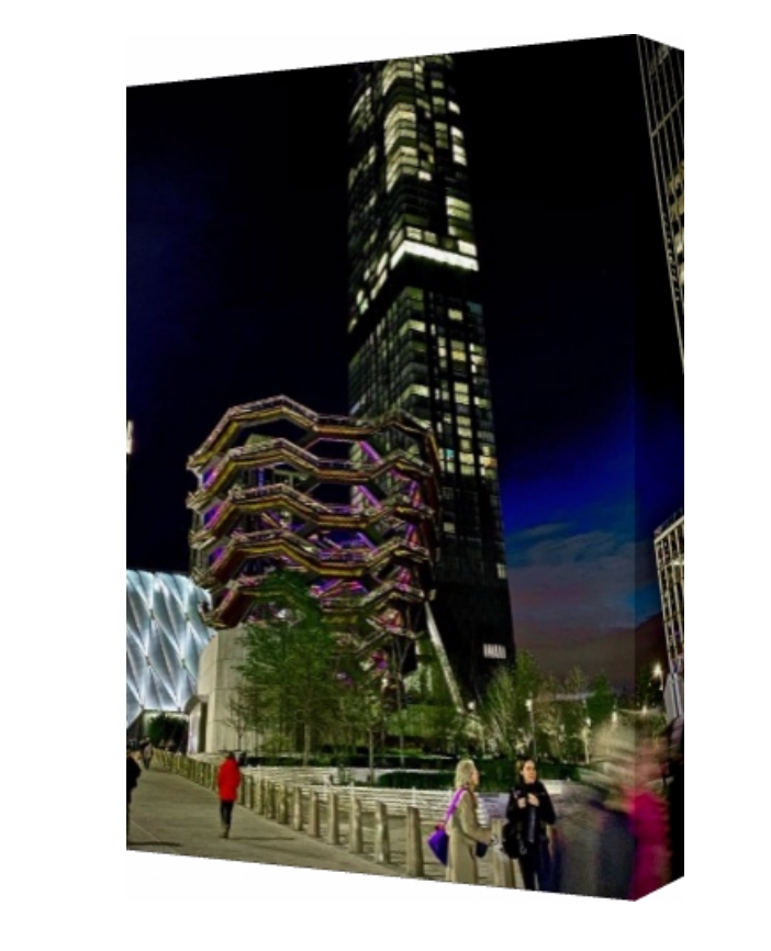 >> HUDSON YARDS NY >> CANVAS ART