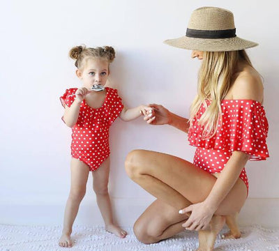 Britany Matching swimsuit