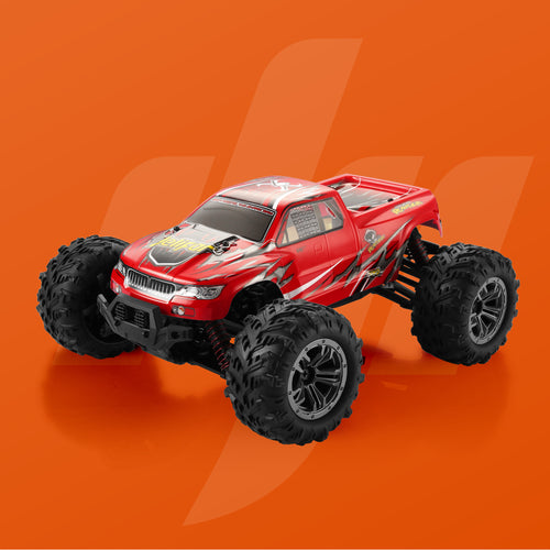 9130 4WD RC Car With Two Batteries