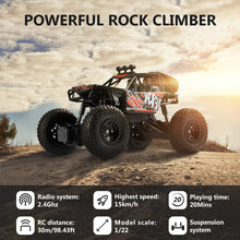 HB - P1802 1 / 22 2WD RC Rock Climbing Car
