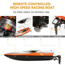 H106 RC Racing Boat
