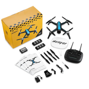 Helifar B3 5G-WiFi FPV Brushless RC Quadcopter With Double Batteries