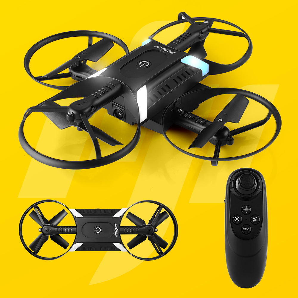 H816 720P WiFi FPV Altitude Hold Foldable RC Quadcopter