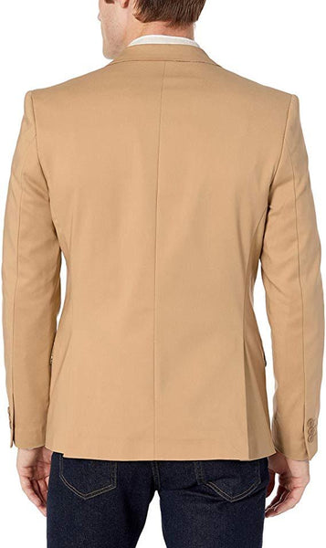 Sateen Stretch Blazer
