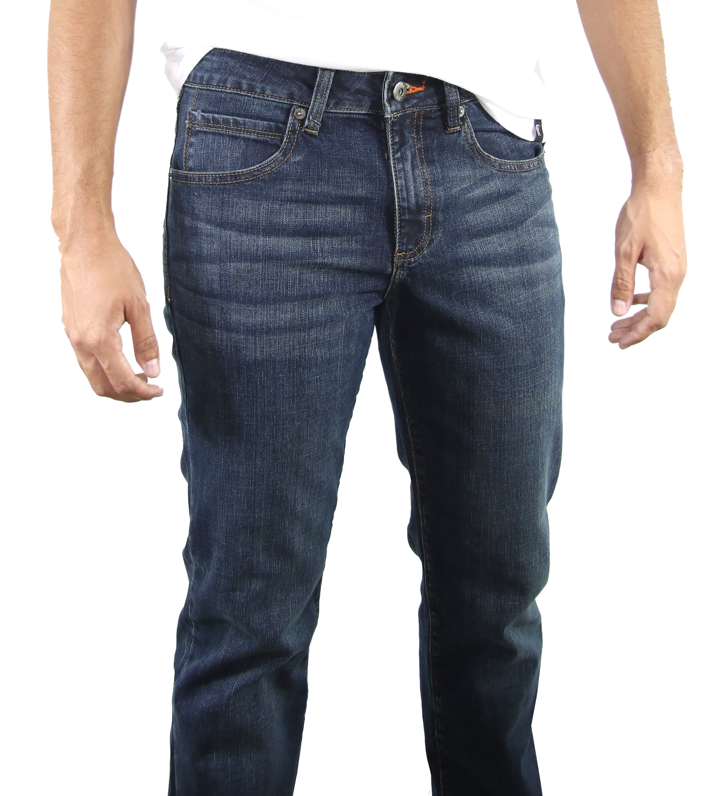 Mahón Lee Extreme Motion Straight Fit Tapered Leg