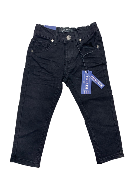 Toddler 2T-4T Black Jeans