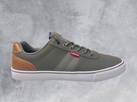 Charcoal Levi's Sneakers