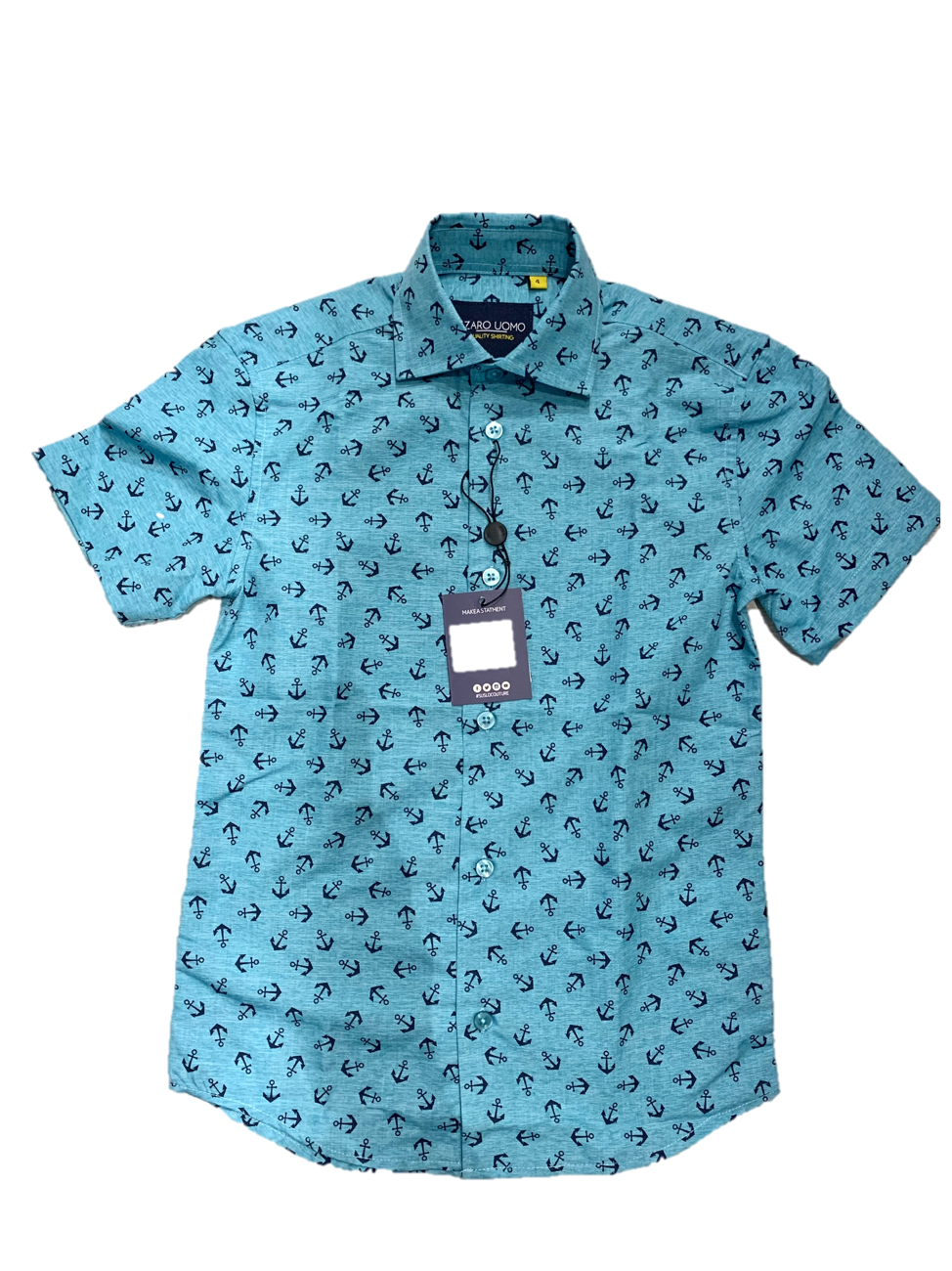Anchor Boys 4-7 Shirt