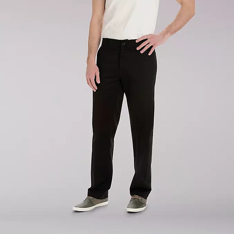 Lee Extreme Comfort Black Pant Plus