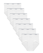 Men's White Brief (7 Pack)
