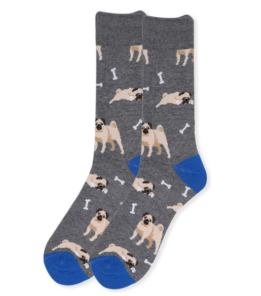 Animal Lover Fun Crew Socks