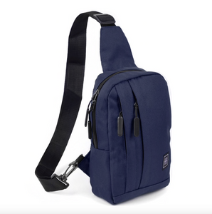 Navy Crossbody Sling Bag