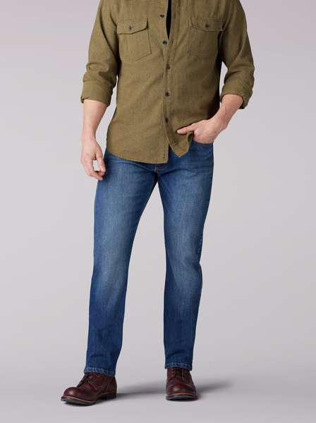 MEN'S LEE SLIM TAPERED LEG JEAN