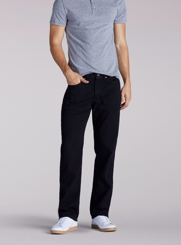 MEN'S REGULAR STRAIGHT LEG JEAN