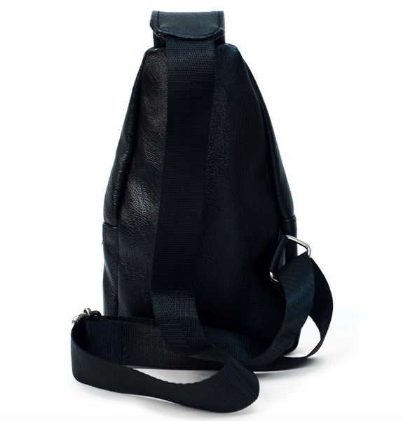 Small Black Crossbody Sling Bag
