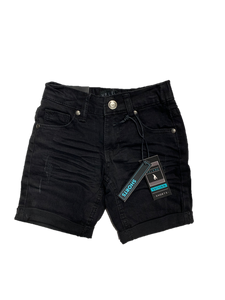 Toddler 2T-4T Black Shorts