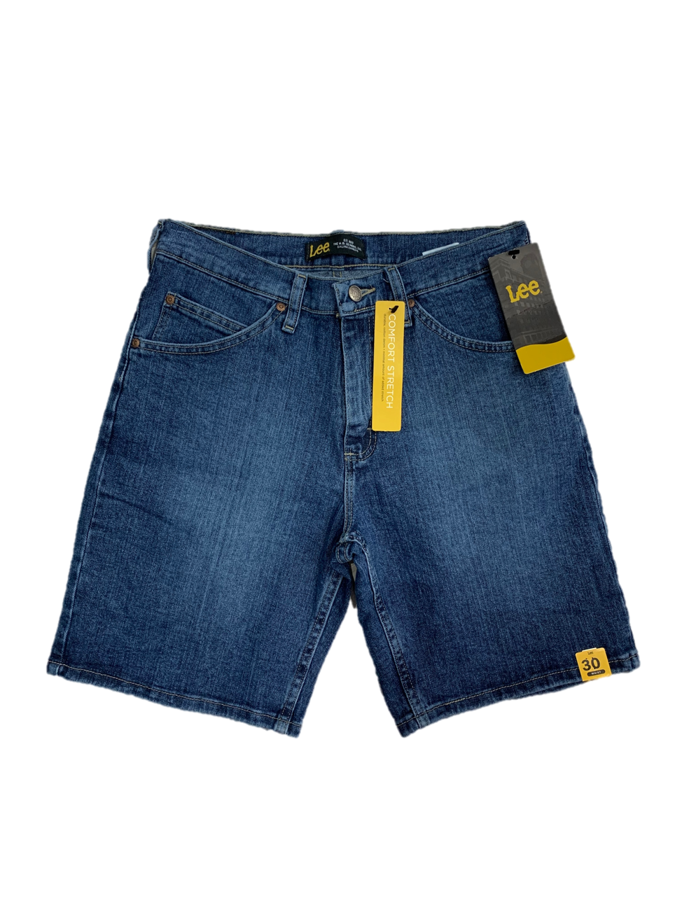 COMFORT STRETCH LEE JEAN SHORT