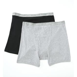 Big and Tall Boxer Brief (2 Pack)