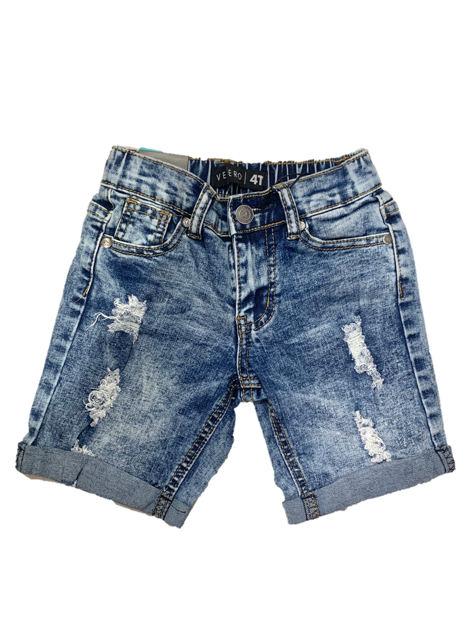 Boys (4-7) Denim Short