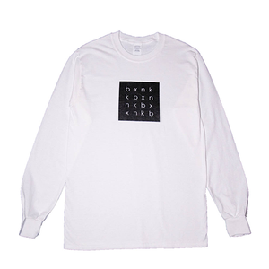 Be A Square Long Sleeve Tee