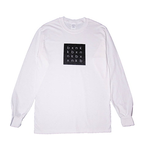 BXNK: Be A Square Long Sleeve Tee