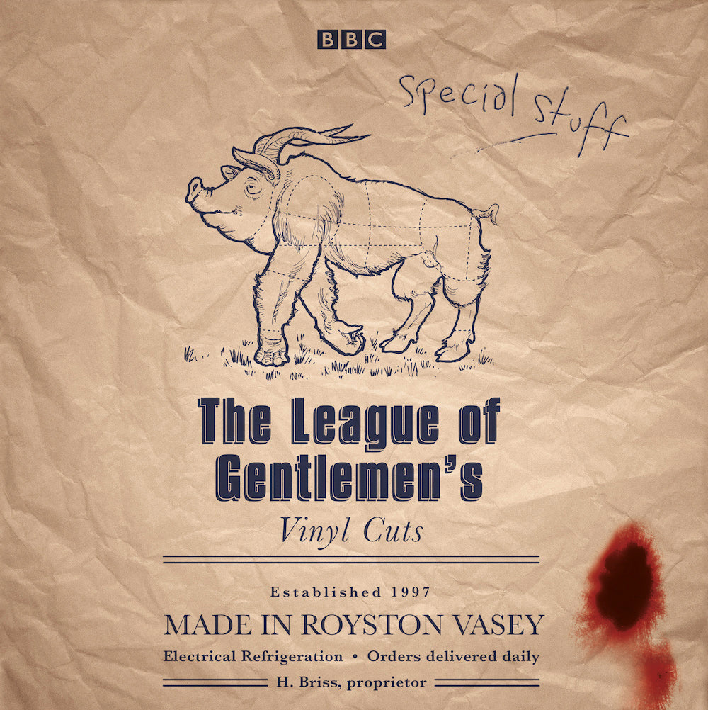 Special Stuff: The League Of Gentlemen's Vinyl Cuts