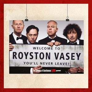 Royston Vasey Photo Print